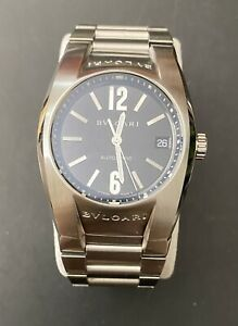 BVLGARI EG 35 S AUTOMATIC DATE WITH ORIGINAL BOX & PAPERS IN MINT CONDITION