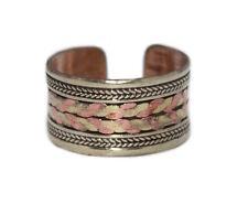Copper ring healing ring yoga ring Adjustable ring Tibetan ring medicine