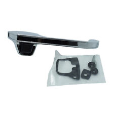 Outside Door Handle - Front Right Passenger Exterior - Chevy GMC - Chrome Metal