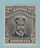 RHODESIA 122b   MINT HINGED OG *  NO FAULTS EXTRA FINE !