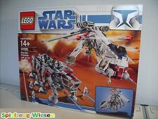 LEGO® STAR WARS™ 10195 Republic Dropship mit AT-OT Walker™ - NEU & OVP -