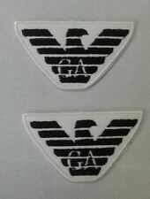 Patch / Ecusson ARMANI lot de 2