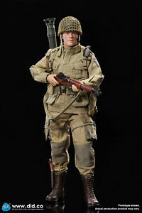 DRAGON DREAMS DID *1/12 SCALE* *6 INCH* PALM HERO WWII US 101st AIRBORNE RYAN