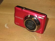 Fujifilm FinePix JV Series JV310 14.0 MP - Digital Camara - Rojo