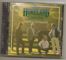 "THE HOMELAND QUARTET, CD ""SONGS FROM THE HEARTLAND"" NEW"