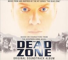 Dead Zone [Original TV Soundtrack] [Digipak] by Original Soundtrack - CD - NEW