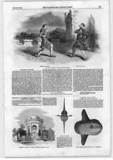 1849 grandes Sunfish Connemara Cenotaph capitán Dostal Surabaya Macbeth escenas