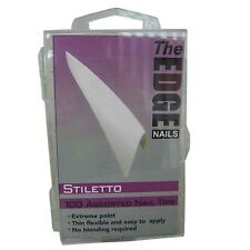 The Edge Stiletto 100 Assorted Nail Tips OFFICIAL STOCKISTS