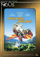 New: Chitty Chitty Bang Bang (Decades Collection with CD) Dolby, AC-3, Subtitled