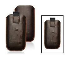Housse Etui Cuir ~ Nokia N81 / N82 / 5700 + Samsung G800 + Sony Ericsson C905