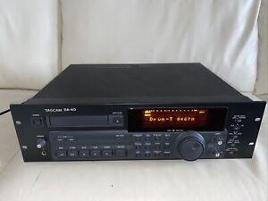 TASCAM DA-40 High-End DAT-Recorder - geprüft vom Händler