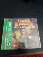 Tomb Raider: The Last Revelation (Sony PlayStation 1, 1999)