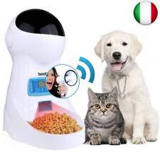 Distributore Automatico Cibo Gatti Iseebiz 3L Dispenser Cibo Gatti con (Normale)