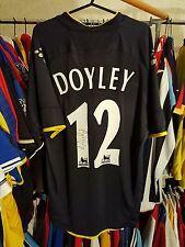Watford firmato Calcio Camicia doyley 12 grandi PREMIER LEAGUE 2006/07