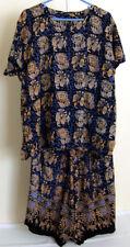 Unique Women Batik Shirt Blouse & Shorts Set(Oi-31)