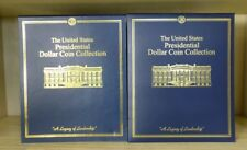 Volumes 1 & 2 The United States Presidential Dollar Coin Collection