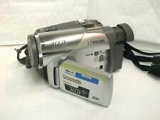 Panasonic NV-GS75EB Digital Video Camcorder Plus Accessories - Working (Nee)