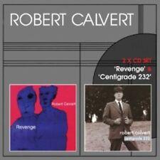 Calvert, Robert - Revenge & Centigrade 232 HAWKWIND 2CD NEU
