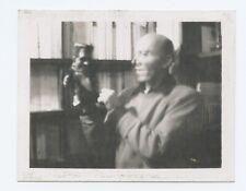Francis BACON (Artist): Roger Cornaille with Frankenstein - Original Photograph