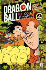 DRAGON BALL FULL COLOR 4 DI 8 - MANGA STAR COMICS ITALIANO - NUOVO