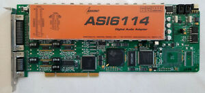 Audio Science ASI 6114 sound card