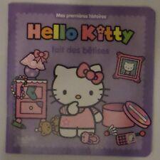 Hello Kity fait des bêtises