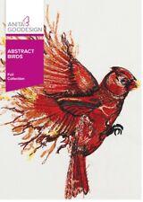 ANITA GOODESIGN - ABSTRACT BIRDS - MACHINE EMBROIDERY DESIGNS USB PES