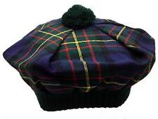 MacLaren Clan Modern Scottish Tartan Tam Wool