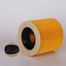 KARCHER WD3 P asciutto bagnato Cilindro Aspirapolvere HEPA Filtro 1629884 rapida consegna
