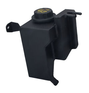 For Ford Thunderbird LINCOLN LS Aluminum Coolant Overflow Bottle Tank With Cap