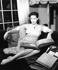 Old Photo.  Yvonne DeCarlo - actress