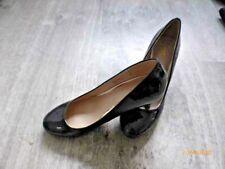 NEXT Brand New Women's Black Patent High Heel (7cm) Court Shoes Size 3.5,