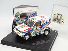 Speed Skid 1/43 - Mitsubishi Pajero Evo Rally Granada Dakar 1999 No.236