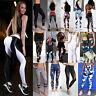Damen Fitnesshose Yogahose Sport Leggings Fitness Gym Running Hose Großhandel