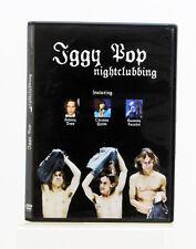 IGGY POP - NIGHTCLUBBING -DVD- BUEN ESTADO