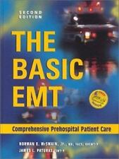 The Basic EMT Comprehensive Prehospital Patient Care-ExLibrary