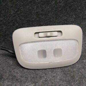 2004-2006 Scion xA Dome Light Interior Lamp Gray OEM 56043