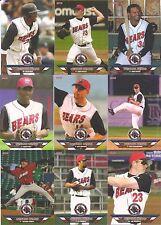 2008 Newark Bears Salisbury Maryland Left Hand Pitcher COREY WILLEY