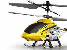 RC Heli ferngesteuerter Hubschrauber 3-Ch.GYRO SYMA S107H Hover-Funktion Gelb