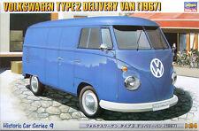 Hasegawa HC-09 Volkswagen Type 2 Deliver Van 1967 1/24 scale kit