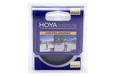 Hoya 82mm Circular Polarizer PL-CIR Glass Filter. London