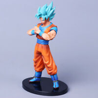 Dragon Ball Z Super Saiyan God Goku PVC Action Figure - SW DXF Vol.4