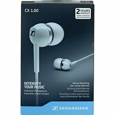 Sennheiser CX 1.00 In-Ear Canal Headphones  White - Brand New M Warranty 2 Years
