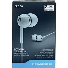 Sennheiser CX 1.00 In-Ear Canal Headphones  White - Brand New M Warranty 2 Years