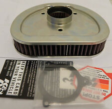 Harley Air filter 2008-2013 Twin cam 96 FL Touring K&N New