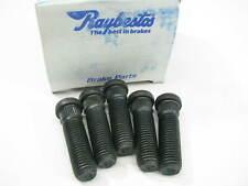 (5) Raybestos 2093B Wheel Lug Studs - Front / Rear
