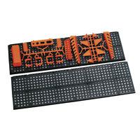 Werkzeugwand Halterung Modulwand 800 x 480 mm(2x240) NTB1