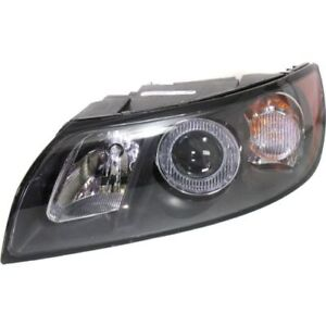 VO2502117 Headlight for 04-07 Volvo S40 Driver Side