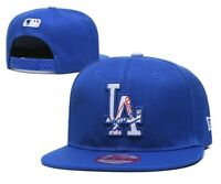 NEW ERA 9FIFTY BASIC SNAPBACK  HAT MLB  LOS ANGELES  LA DODGERS, BLUE ADULT MEN