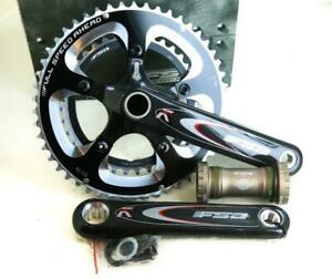 FSA K-FORCE Carbon Road Bike Crankset w/BB MegaExo 50/36T 172.5mm S10 NEW